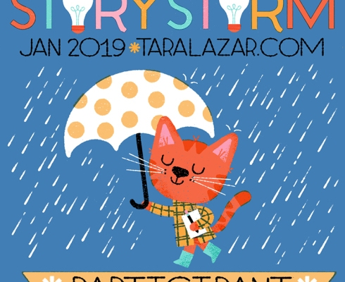 What Feels Different about StoryStorm this Year