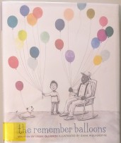 Bright lost silver balloon