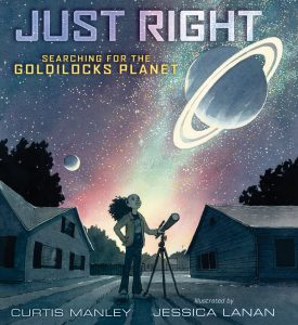 Review: Just Right – Searching for the Goldilocks Planet